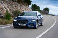 2021 Jaguar XF Overview