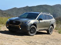 2022 Subaru Outback Overview