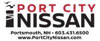 Port City Nissan logo