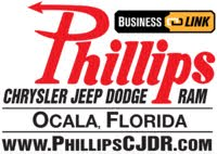 Phillips Chrysler Jeep Dodge Ram logo