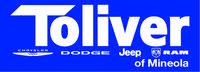 Toliver Chrysler Dodge Jeep Ram logo