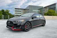 2021 Hyundai Veloster N Picture Gallery
