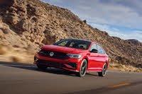 2021 Volkswagen Jetta GLI driving, exterior, manufacturer, gallery_worthy