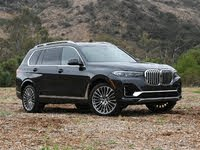 2021 BMW X7 xDrive40i Front Quarter View, exterior, gallery_worthy