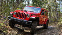 2021 Jeep Wrangler Unlimited Picture Gallery