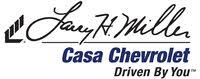 Larry H. Miller Casa Chevrolet logo