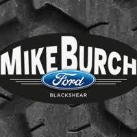 Mike Burch Ford Blackshear logo
