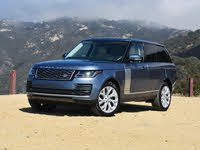 2021 Land Rover Range Rover Overview