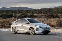 2021 Hyundai Ioniq Electric Picture Gallery