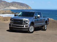 2021 Ford F-350 Super Duty Overview