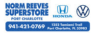 Port Charlotte Volkswagen logo