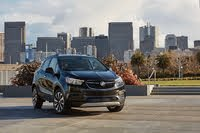 2022 Buick Encore Overview