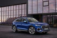 2021 Audi Q5 Sportback Picture Gallery
