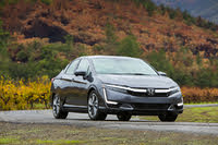 2021 Honda Clarity Hybrid Plug-In  Overview