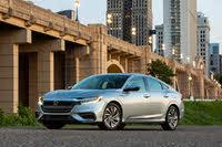 2022 Honda Insight Overview