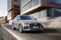 Audi SQ5 Sportback Overview