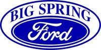 Big Spring Ford logo