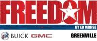 Freedom Buick GMC by Ed Morse logo