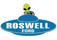 Roswell Ford logo
