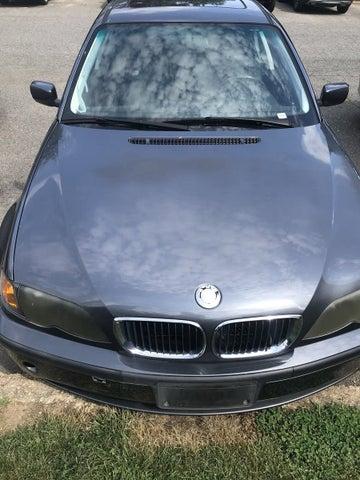 2002 BMW 3 Series 325i Sedan RWD