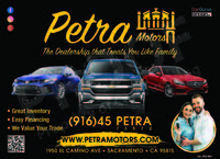 Petra Motors logo