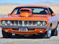 1971 Plymouth Barracuda - Blown 'Cuda