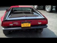 Video of this 1974 De Tomaso Pantera GTS, filmed by Chris Kivi