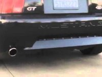 Custom Magnaflow Magna pack exhaust on 2001 GT V8 convertible