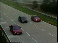 Volvo 480 Turbo test: emergency stop