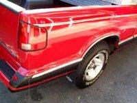 My 97' Chevy S-10..