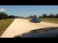 Playing with a Corvette C6 Z06 in the advanced run group at a track day