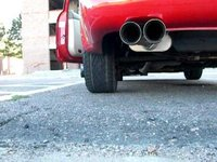My Alero catback exhaust