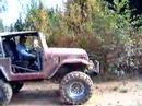 me and then Ryan Hitting it Man that ole chevy twists! Ryan knocked off a wire oops. My crappy old camera had lousy sound.