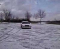 this is my old wagon these are some crappy ice donuts as you can see lol