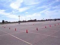 This is me autocrossing my 2006 Escape XLT V6.