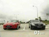 Mazda mx-5 viser hva den er god for.