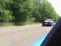 this is an 00' corvette simply owning a 08' shelby Gt500