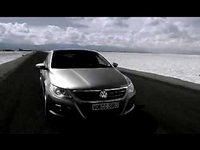 Driving views of the all-new Volkswagen CC