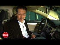 Cnet CarTech reviews the Volkswagen CC.