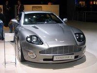 AutoRAI 2007 - Aston Martin stand