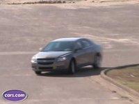 Cars.com's Dave Thomas compares the 2008 Toyota Camry, 2008 Honda Accord and 2008 Chevy Malibu.