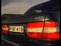 Volvo Commercial of 960 which became the S90 in 1997-1998