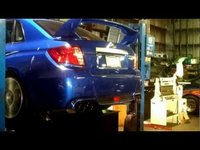 2011 Subaru WRX STI Dyno Run!