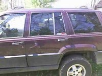 1995 Jeep Grand Cherokee 4x4 video walk-around.