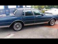 1990 Chevrolet Caprice Classic LS Brougham