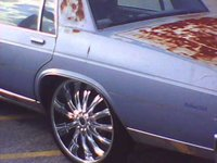 1984 Lesabre on 24's Wheels