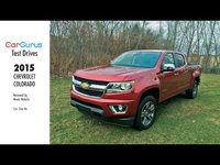 Chevrolet's midsize Colorado pickup has returned to availability and packs plenty of modern technology. See Nicole Wakelin's review.
