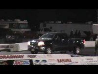 Drag races at Toronto Motorsports Park in Cayuga