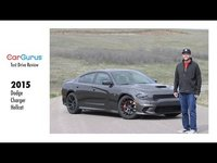 Is the 2015 Dodge Charger Hellcat a family car? Aaron Cole says maybe so.