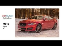 The Jaguar XF is a stylish and luxurious choice that's a departure from the usual BMW, Lexus, or Mercedes-Benz, delivering classic front-engine rear-drive behavior, even when equipped with all-wheel d...